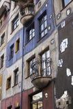Hundertwasserhaus Stock Image