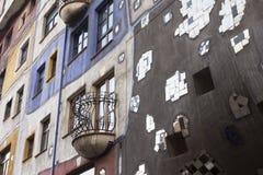 Hundertwasserhaus Royalty Free Stock Photo