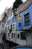 Hundertwasserhaus Royalty-vrije Stock Foto