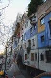Hundertwasserhaus Royalty-vrije Stock Fotografie