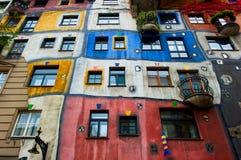 Free Hundertwasserhaus In Vienna, Austria Stock Photo - 53641330