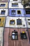 Hundertwasserhaus, Vienna Stock Images