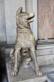 Hundeskulptur Lizenzfreie Stockbilder