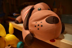 Hundespielzeug Lizenzfreie Stockfotos