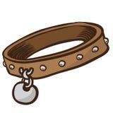Hundhalsband Royaltyfria Foton