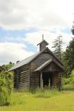 Hundlapp USA - gammalt kyrkligt hus - 2 Fotografering för Bildbyråer