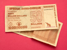 Hundred billion dollars Stock Photography