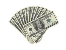 Hundred Dollar Bill Stock Images