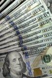 Hundred Dollar Bills American United States Money stock images