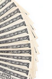 Hundred Dollar Bills Royalty Free Stock Photo