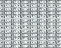 Hundred Dollar Notes Royalty Free Stock Images