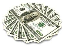 Free Hundred Dollars Royalty Free Stock Photos - 2804478