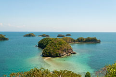 Hundred Islands National Park Stock Photography