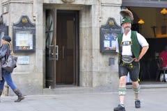 Hundred Percent Bavarian! Royalty Free Stock Photography