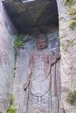 Hundred scale Kannon Royalty Free Stock Photo