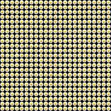 Hundreds of fried eggs. A large background image of hundreds of different fried eggs Royalty Free Stock Photo