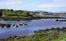 Plenty of marine resources in Ireland`s lake country royalty free stock images