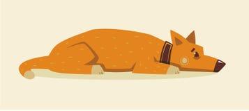 hundstående s stock illustrationer