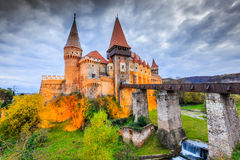 Hunedoara, Romênia Fotografia de Stock Royalty Free