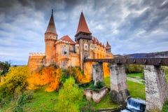 Hunedoara, Romania Fotografia Stock Libera da Diritti