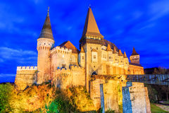 Hunedoara, Romania. Royalty Free Stock Image