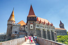 Hunedoara, Romania Stock Photography