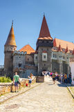 Hunedoara, Romania Stock Photo