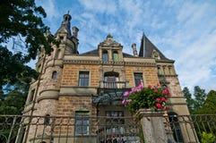 Hunegg Castle Royalty Free Stock Photos