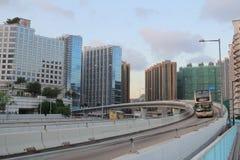 Hung Hom Bypass, highway at hong kong Stock Photos