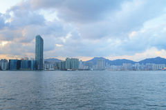 Hung Hom, hong kong Royalty Free Stock Images