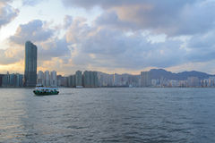 Hung Hom, hong kong Stock Image