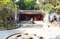 Hung Kings Temple Phu Tho Fotografia de Stock