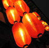 hung lantern  Royalty Free Stock Photography