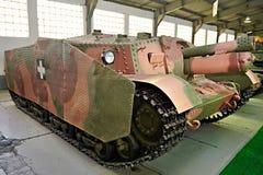 Hungarian assault gun Zrinyi II Stock Image