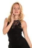 Hungarian blonde Stock Photography