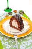 Hungarian chocolate cake Stock Photo