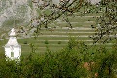 Hungarian church, Transylvania Royalty Free Stock Images
