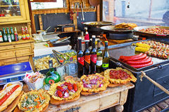 Hungarian Cuisine Royalty Free Stock Images