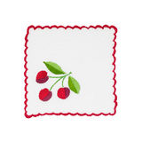 Hungarian embroidery Royalty Free Stock Photo