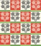 Hungarian folk pattern Stock Photo