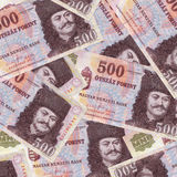Hungarian forint Stock Photography