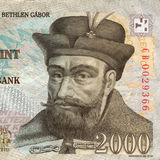 Hungarian forint Royalty Free Stock Images