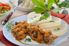 Free Hungarian Goulash Royalty Free Stock Image - 26017226