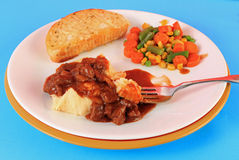 Hungarian Goulash Royalty Free Stock Photo