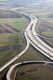 Hungarian highway Stock Photography