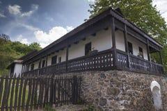 Hungarian house Stock Image