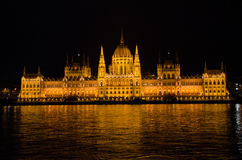The Hungarian House of Parliament Stock Image