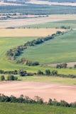 Hungarian landscape Stock Image