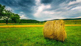 Hungarian Landscape Royalty Free Stock Photos