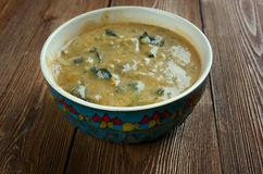 Hungarian Mushroom Soup Stock Photography
